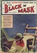 Black Mask (1920-1951 Pro-Distributors/Popular) Black Mask Detective Pulp Aug 1926
