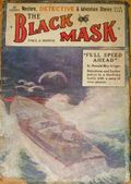 Black Mask (1920-1951 Pro-Distributors/Popular) Black Mask Detective Pulp Oct 1926