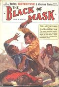 Black Mask (1920-1951 Pro-Distributors/Popular) Black Mask Detective Pulp Nov 1926