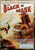 Black Mask (1920-1951 Pro-Distributors/Popular) Black Mask Detective Pulp Dec 1926