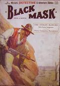 Black Mask (1920-1951 Pro-Distributors/Popular) Black Mask Detective Pulp Feb 1927