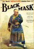 Black Mask (1920-1951 Pro-Distributors/Popular) Black Mask Detective Pulp Mar 1927