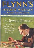 Flynn's Weekly Detective Fiction (1924-1926 Red Star News) Pulp Vol. 9 #3