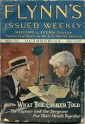 Flynn's Weekly Detective Fiction (1924-1926 Red Star News) Pulp Vol. 10 #4