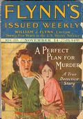 Flynn's Weekly Detective Fiction (1924-1926 Red Star News) Pulp Vol. 11 #1