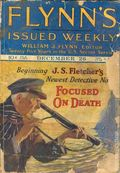 Flynn's Weekly Detective Fiction (1924-1926 Red Star News) Pulp Vol. 12 #1