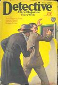 Detective Story Magazine (1915-1949 Street & Smith) Pulp 1st Series Vol. 109 #5