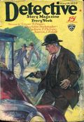 Detective Story Magazine (1915-1949 Street & Smith) Pulp 1st Series Vol. 110 #1