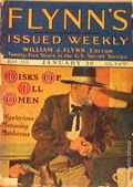 Flynn's Weekly Detective Fiction (1924-1926 Red Star News) Pulp Vol. 12 #4