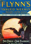 Flynn's Weekly Detective Fiction (1924-1926 Red Star News) Pulp Vol. 13 #3