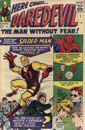 Daredevil (1964 1st Series) UK Edition 1UK