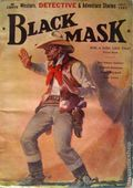 Black Mask (1920-1951 Pro-Distributors/Popular) Black Mask Detective Pulp Vol. 10 #3