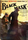 Black Mask (1920-1951 Pro-Distributors/Popular) Black Mask Detective Pulp Jun 1927