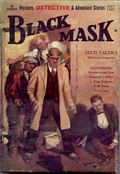 Black Mask (1920-1951 Pro-Distributors/Popular) Black Mask Detective Pulp Jul 1927