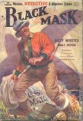 Black Mask (1920-1951 Pro-Distributors/Popular) Black Mask Detective Pulp Oct 1927