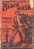 Black Mask (1920-1951 Pro-Distributors/Popular) Black Mask Detective Pulp Nov 1927