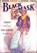 Black Mask (1920-1951 Pro-Distributors/Popular) Black Mask Detective Pulp Jan 1928