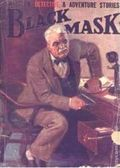 Black Mask (1920-1951 Pro-Distributors/Popular) Black Mask Detective Pulp Feb 1928