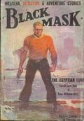 Black Mask (1920-1951 Pro-Distributors/Popular) Black Mask Detective Pulp Mar 1928