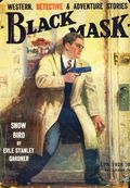 Black Mask (1920-1951 Pro-Distributors/Popular) Black Mask Detective Pulp Apr 1928