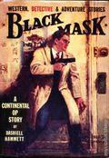 Black Mask (1920-1951 Pro-Distributors/Popular) Black Mask Detective Pulp Vol. 11 #2B