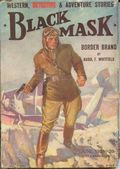 Black Mask (1920-1951 Pro-Distributors/Popular) Black Mask Detective Pulp Jun 1928