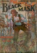 Black Mask (1920-1951 Pro-Distributors/Popular) Black Mask Detective Pulp Jul 1928