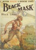 Black Mask (1920-1951 Pro-Distributors/Popular) Black Mask Detective Pulp Nov 1928