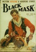 Black Mask (1920-1951 Pro-Distributors/Popular) Black Mask Detective Pulp Dec 1928