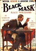 Black Mask (1920-1951 Pro-Distributors/Popular) Black Mask Detective Pulp Mar 1929
