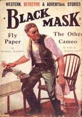 Black Mask (1920-1951 Pro-Distributors/Popular) Black Mask Detective Pulp Aug 1929