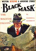 Black Mask (1920-1951 Pro-Distributors/Popular) Black Mask Detective Pulp Sep 1929