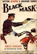 Black Mask (1920-1951 Pro-Distributors/Popular) Black Mask Detective Pulp Nov 1929