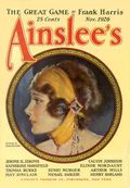 Ainslee's Magazine (1898-1926 Street and Smith Publications) Vol. 58 #3