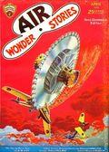 Air Wonder Stories (1929-1930 Stellar) Pulp Vol. 1 #10