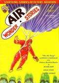 Air Wonder Stories (1929-1930 Stellar) Pulp Vol. 1 #11