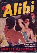 Alibi (1934 A.A. Wyn) Pulp Vol. 1 #2