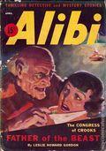 Alibi (1934 A.A. Wyn) Pulp Vol. 1 #4