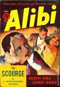 Alibi (1934 A.A. Wyn) Pulp Vol. 1 #5