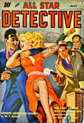 All Star Detective (1941-1942 Manvis) Pulp Vol. 1 #3