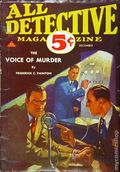 All Detective Magazine (1932-1935 Dell Publishing) Pulp Vol. 1 #2