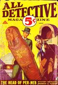 All Detective Magazine (1932-1935 Dell Publishing) Pulp Vol. 1 #3