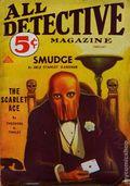 All Detective Magazine (1932-1935 Dell Publishing) Pulp Vol. 2 #4