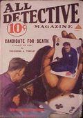 All Detective Magazine (1932-1935 Dell Publishing) Pulp Vol. 2 #5