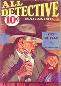 All Detective Magazine (1932-1935 Dell Publishing) Pulp Vol. 2 #6
