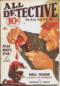 All Detective Magazine (1932-1935 Dell Publishing) Pulp Vol. 3 #9