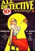 All Detective Magazine (1932-1935 Dell Publishing) Pulp Vol. 4 #10