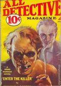 All Detective Magazine (1932-1935 Dell Publishing) Pulp Vol. 4 #11