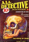All Detective Magazine (1932-1935 Dell Publishing) Pulp Vol. 4 #12