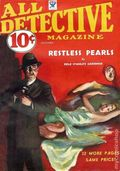 All Detective Magazine (1932-1935 Dell Publishing) Pulp Vol. 5 #13